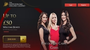 hippodrome casino welcome bonus offer for new uk players