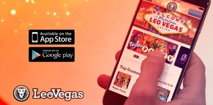 leovegas casino on mobile