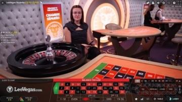 leovegas casino live roulette