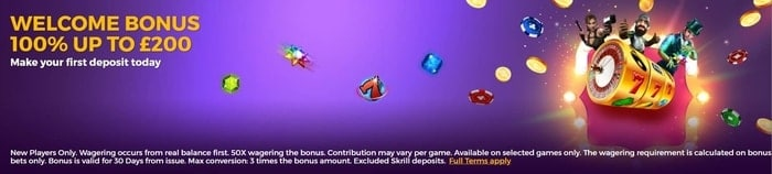 mobilewins welcome bonus offer for new uk players