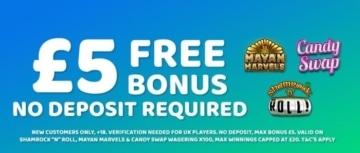 monster casino no deposit bonus offer for new customers