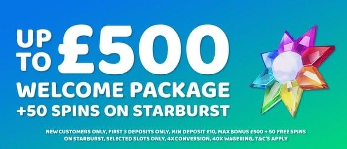 monster casino welcome bonus offer for new uk players