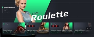 netbet live casino interface