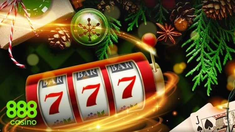 888 Casino christmas bonuses