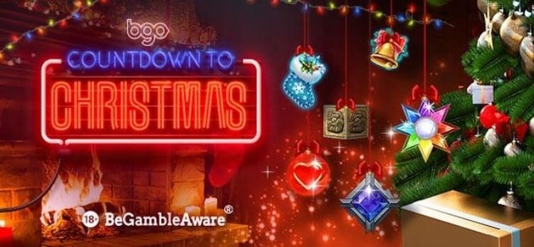 bgo casino christmas bonuses