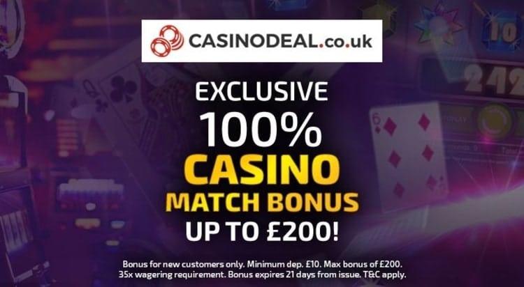 betregal exclusive casino welcome bonus