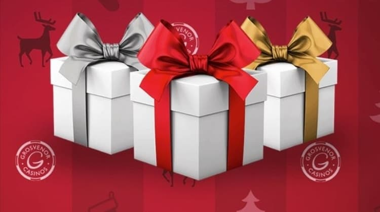 Grosvenor casino christmas bonuses