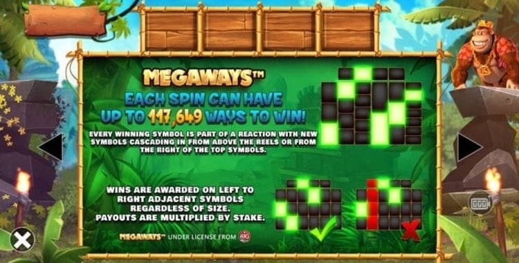 megaways slots how to play