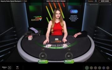 sun vegas live speed blackjack