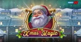 xmas magic slot from playn' go