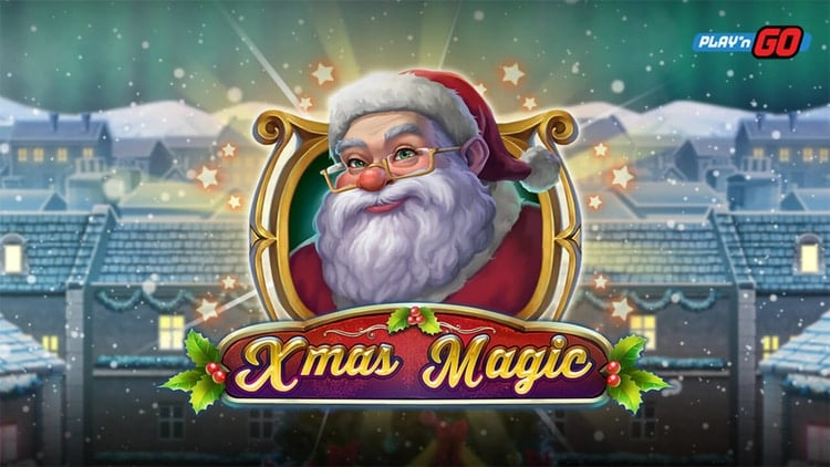 xmas magic slot from playn' go