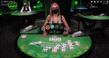 888 casino live blackjack