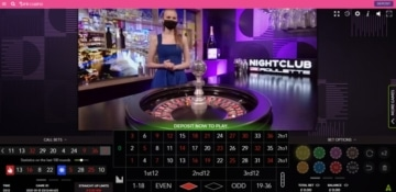 pink casino live nightclub roulette
