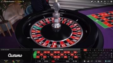 casumo live roulette table