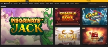 betfair casino top games