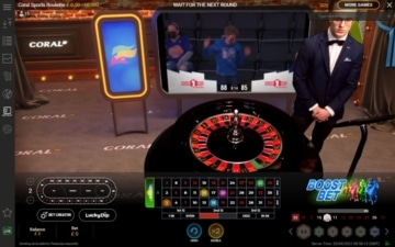 coral sports roulette live