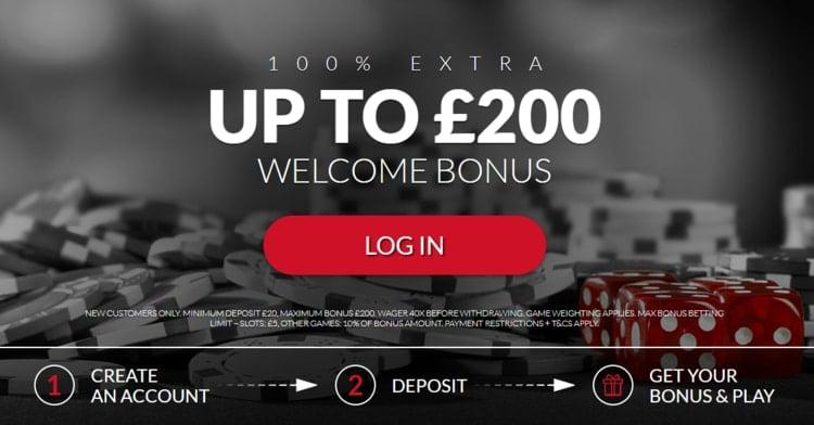 mansion casino welcome bonus for new customers