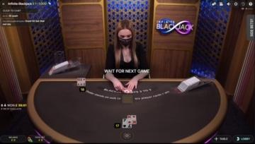 novibet casino live blackjack