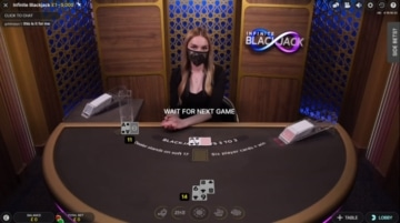 partycasino live blackjack