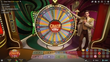 partycasino live game shows