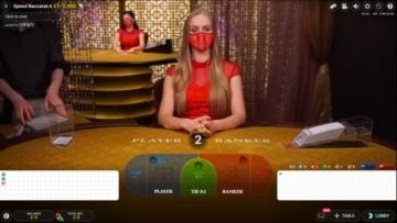 casino lab live baccarat table