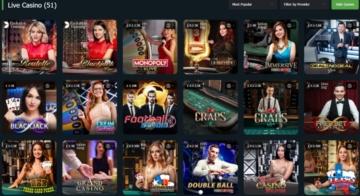fansbet live casino games
