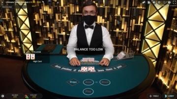 fansbet casino live poker table