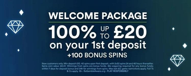 slotsmillion welcome bonus offer for new players